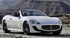Maserati Gran Cabrio MC : officielle