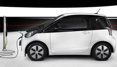 Toyota iQ EV : un seul doigt dans la prise