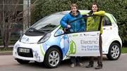 Citroën C-Zero : fin de l'Odyssée électrique à Strasbourg