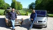Renault Espace 2000 TSE (1984) vs Renault Gd Espace 2,0 l dCi 150 (2010) : la genèse du monospace