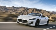 Maserati Gran Cabrio MC : Trident aiguisé
