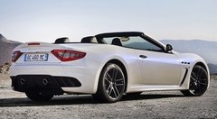 Maserati Grancabrio MC 460 ch au grand air