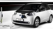 Toyota iQ EV : A titre d'exemple