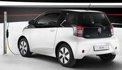 Toyota iQ EV : La mini tout électrique