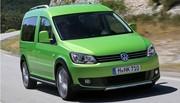 Le Volkswagen Caddy se met au vert