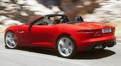 Jaguar F-Type : le plein de nouvelles images