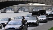 Paris au ralenti