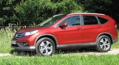 Essai Honda CRV 2.2 i-DTEC 150