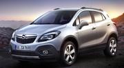 Les prix et la gamme de l'Opel Mokka