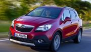Opel Mokka : prix à partir de 18 990 €