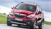 Opel Mokka : les tarifs