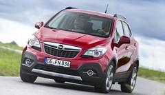 """Opel Mokka Tarifs """"corsés"""""""