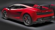 Lamborghini Gallardo : la remplaçante au Mondial