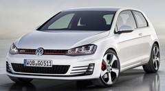 La Volkswagen Golf GTI Concept s'expose