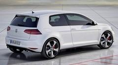Voici la VW Golf VII GTI