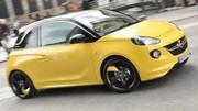 Premier contact avec l'Opel Adam