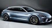 Porsche Panamera Sport Turismo : Un concept concret