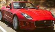 Les photos de la Jaguar F-Type en fuite sur Internet