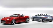 Jaguar F-Type : C'est officiel