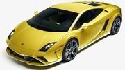 Lamborghini Gallardo : facelift