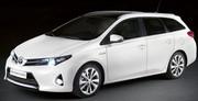 Toyota lance l'Auris Touring Sports, le premier break compact hybride