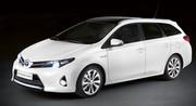 Toyota Auris Touring Sports : break compact et hybride