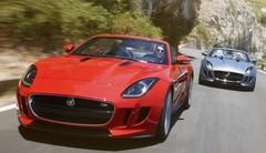 Jaguar F-Type : Merci Jaguar !