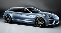 Panamera ST : Porsche imagine un haut de gamme idéal