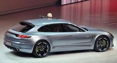 Porsche Panamera Sport Turismo : Déploiement de gamme