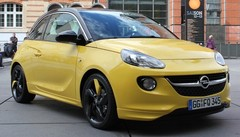 L'Opel Adam en avant-première