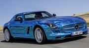 Mercedes SLS AMG Electric Drive : Branchement en (petite) série