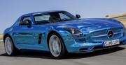 La Mercedes-Benz SLS AMG passe à l'électrique