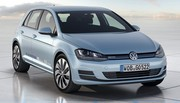 Volkswagen Golf 7 Bluemotion Concept : Assoiffée de sobriété