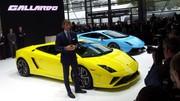 Nouvelles Lamborghini Gallardo LP560-4 et Edizione Tecnica