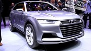 Audi Crosslane Coupé : le style Audi évolue