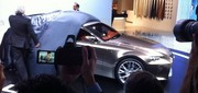 Lexus LF-CC : boule de cristal