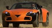 Venturi America, le super buggy électrique