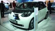 Toyota IQ EV, là pour -presque- rien