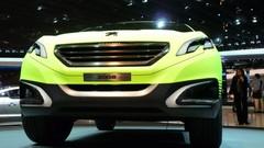 Le Peugeot 2008 Concept en série en 2013 ?