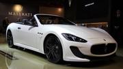 Maserati GranCabrio MC : toujours plus