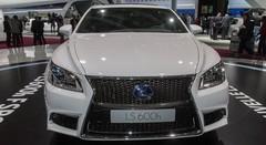 Lexus LS 600h F-Sport