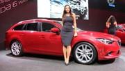 Mazda6 en direct du Mondial