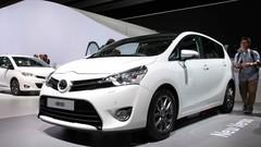 Toyota Verso 2013 : facelift au Mondial de Paris