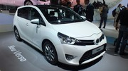 Toyota Verso restylé, un nouveau visage plus expressif