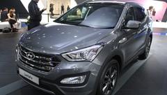 Hyundai Santa Fe, premium à la coréenne