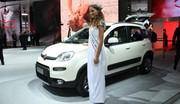Fiat Panda 4x4 : Mini-aventurière