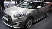 Hyundai Veloster Turbo : les chevaux qui lui manquaient