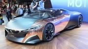 Peugeot Onyx, impressionnant