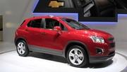 Chevrolet Trax : Mokka d'Asie