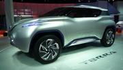 Nissan TeRRA, technologique mais pas terre à terre